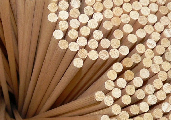 Wooden Shafts