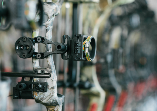 Compound Bows Sights