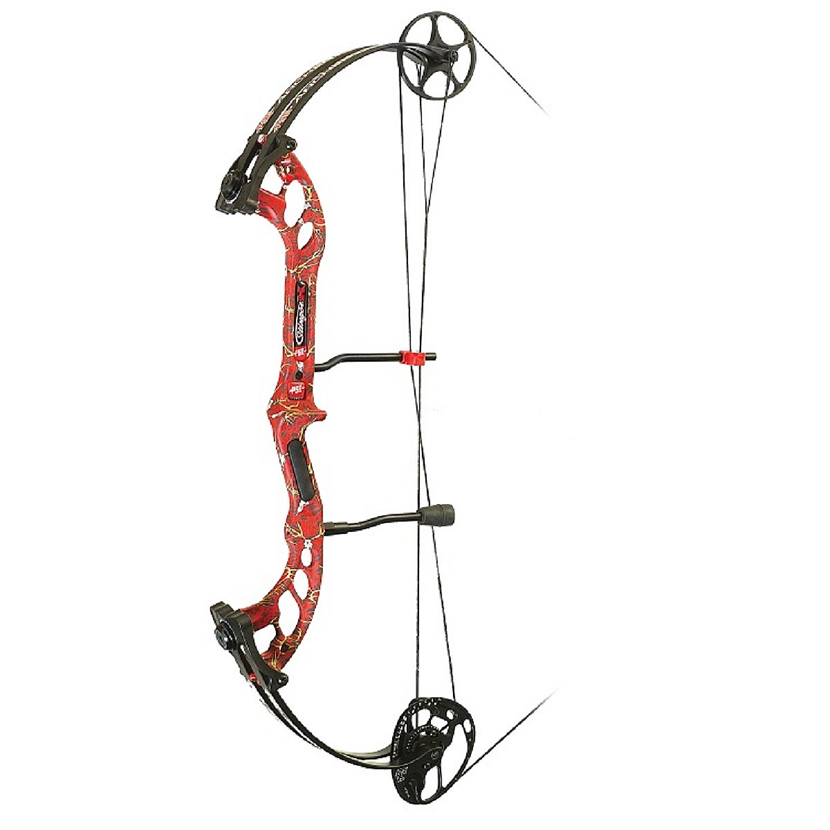 Hunting bows pse stinger x for Compound bow fishing