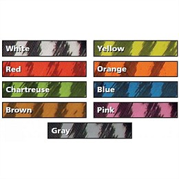 Parabolic 4 inch Feather ( Specialty Colour 10 Pack)