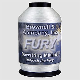 Brownell Fury String 1/4lb Spool