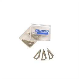 Muzzy Original 4Blade Replacement Blades (12pk)